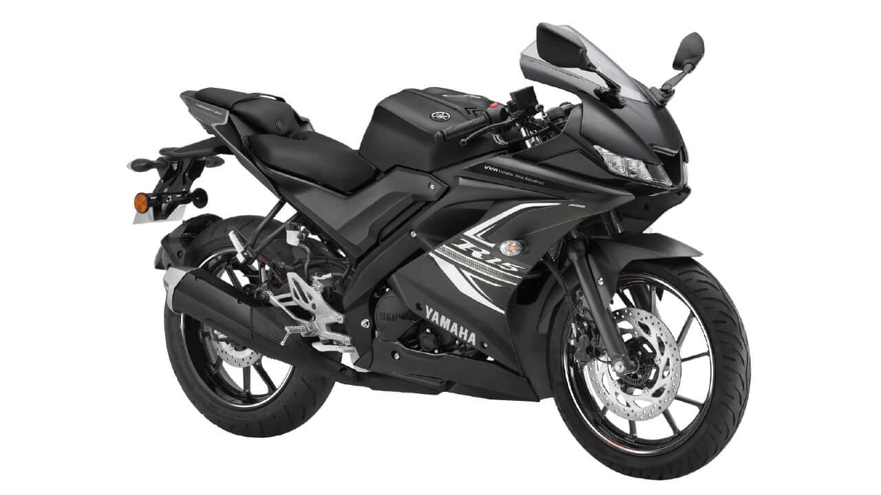 Yamaha YZF R15 V3 BS6 Darknight