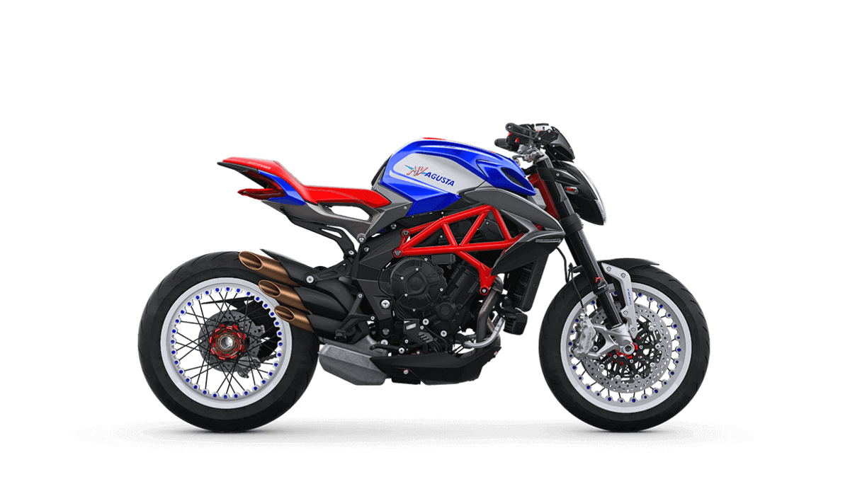 Dragster 800 RR America Blue_White and Ago Red_Intense Black