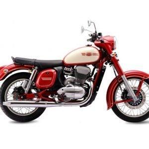 Jawa Anniversary Edition Red