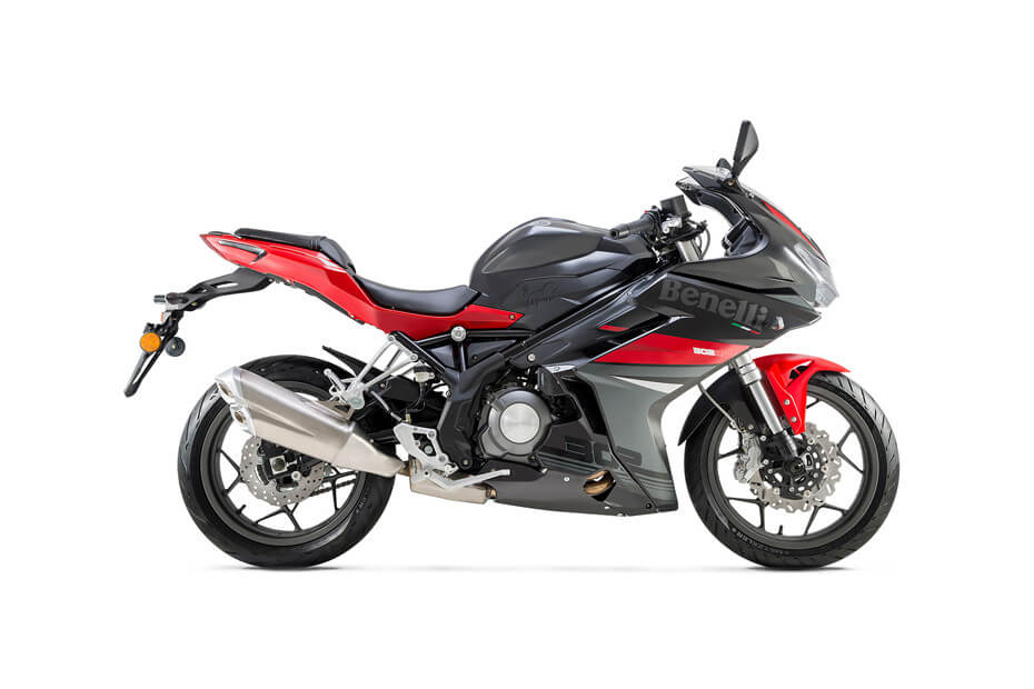 Benelli 302R Racing Red Black