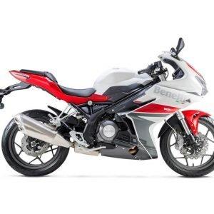 Benelli 302R White