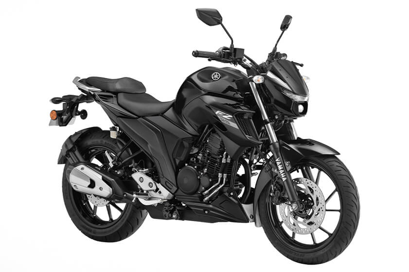 Yamaha FZ25 Metallic Black