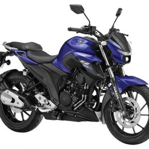 Yamaha FZ25 Racing Blue