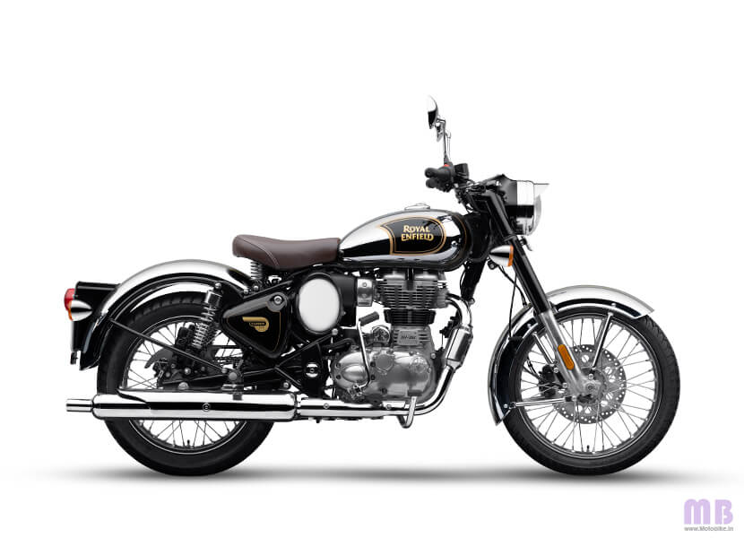 Royal Enfield Classic 350 Chrome
