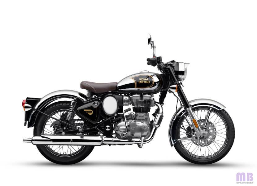 Royal Enfield Classic 350 Chrome