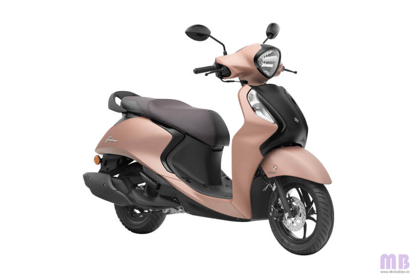 Yamaha Fascino 125 Suave Copper