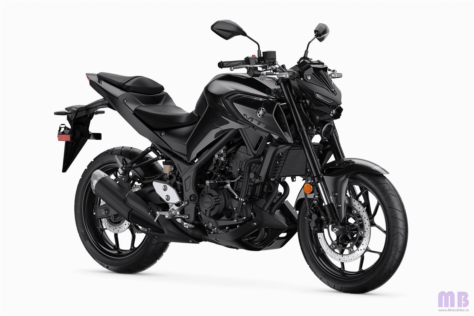 Yamaha MT-03 Midnight Black