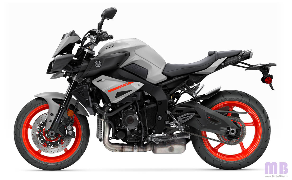 Yamaha MT 10 Ice Fluo