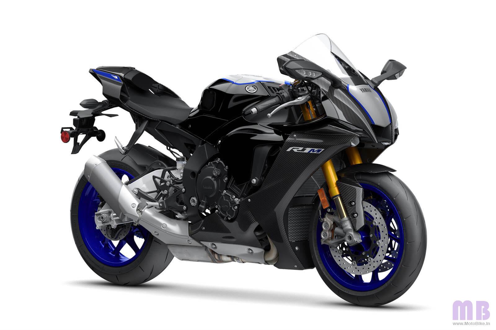 Yamaha R1M Black