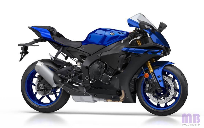 Yamaha YZF R1 Yamaha Blue