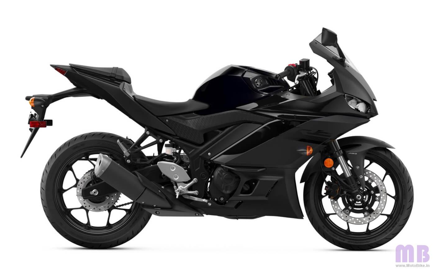 Yamaha YZF R3 Magma Black