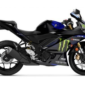 Yamaha YZF R3 Monster Edition