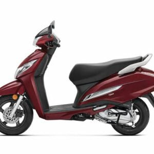 Honda Activa 125 BS6 Rebel Red Metallic