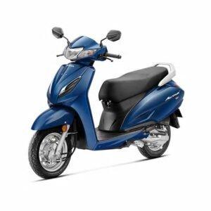 Honda Activa 6G BS6 Glitter Blue Metallic
