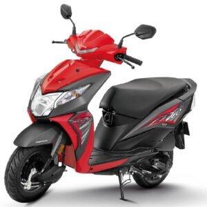 Honda Dio Sports Red