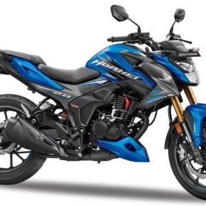 Honda Hornet 2.0 Matte Marvel Blue Metallic