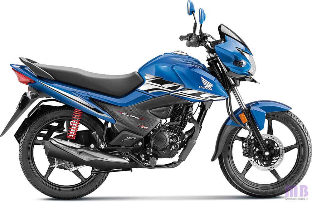 Honda Livo Athletic Blue Metallic