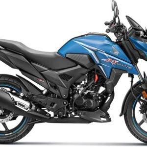 Honda X-Blade BS6 Matte Marvel Blue Metallic
