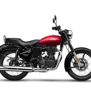 Royal Enfield Bullet 350 Regal Red