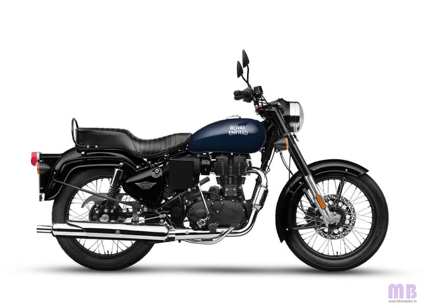 Royal Enfield Bullet 350 Royel Blue
