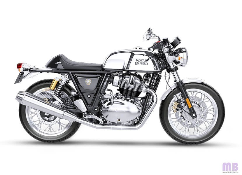 Royal Enfield Continental GT 650 Mister Cleany