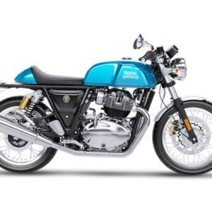 Royal Enfield Continental GT 650 Ventura Blue