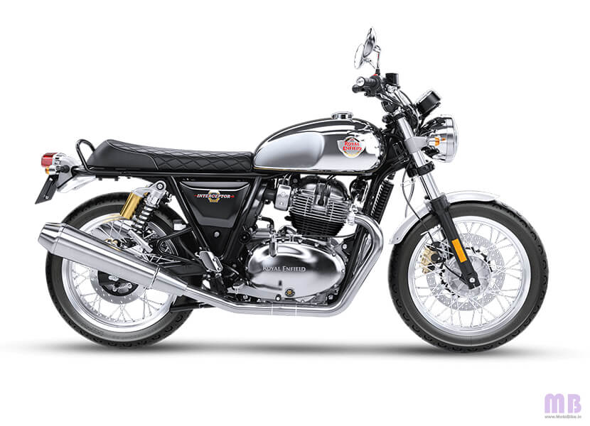 Royal Enfield Interceptor 650 Glitter & Dust