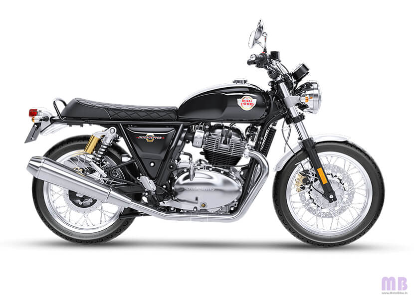 Royal Enfield Interceptor 650 Mark Three