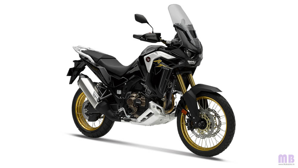 Honda Africa Twin BS6 - Darkness Black Metallic