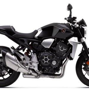 Honda CB1000R - Graphite Black