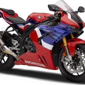 Honda CBR1000RR-R - Grand Prix Red