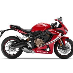 Honda CBR650R-Grand Prix Red