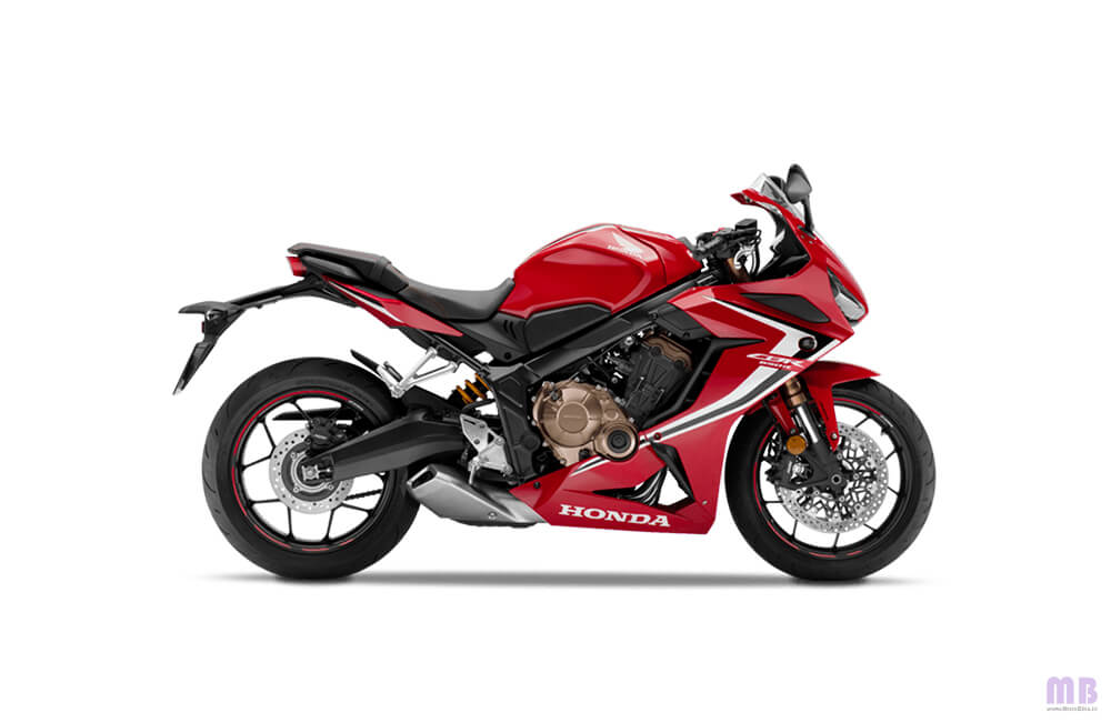 Honda CBR650R-Grand Prix Red