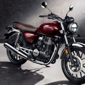 Honda Hness CB350 BS6-DLX