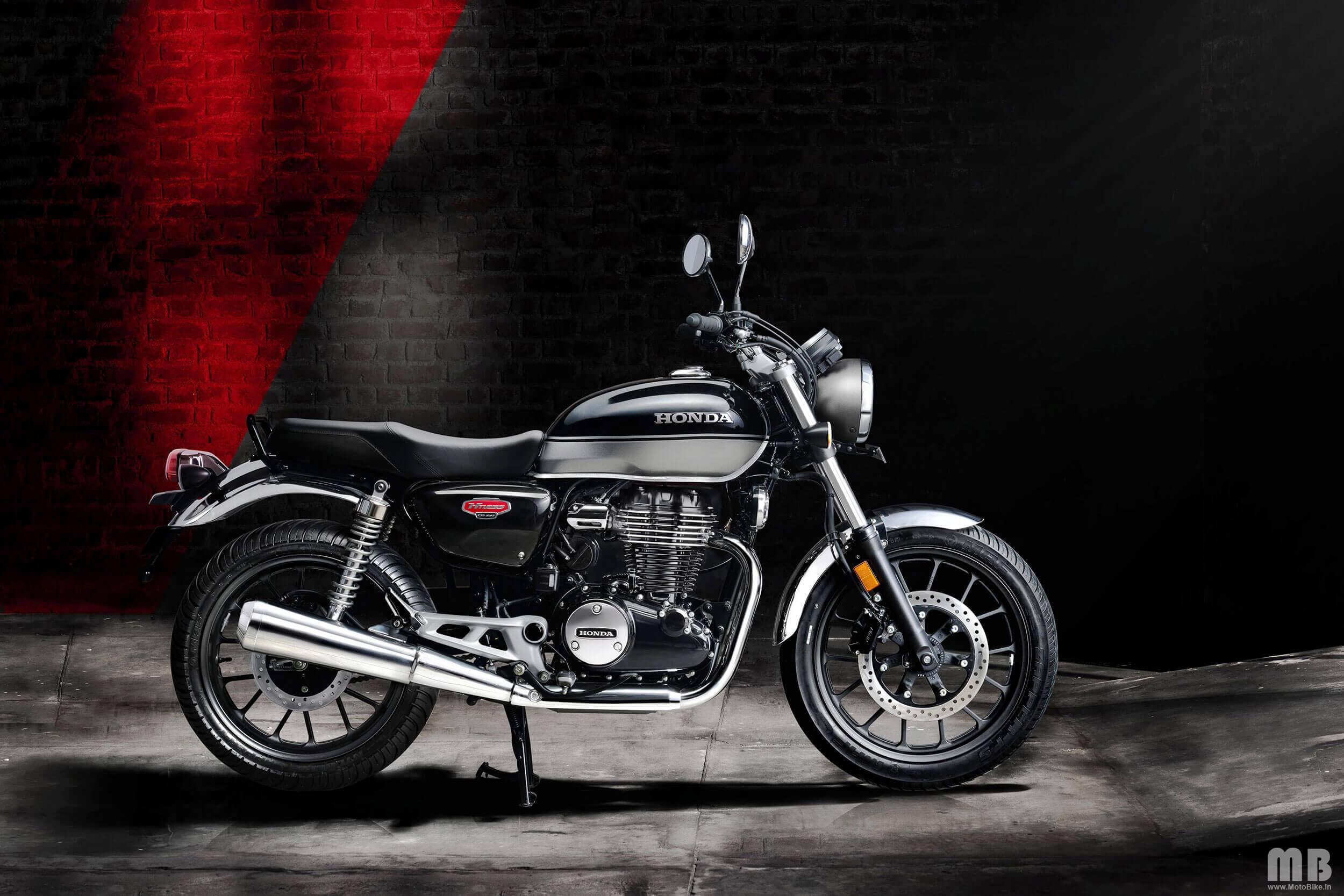 Honda H'ness CB350 BS6-DLX PRO