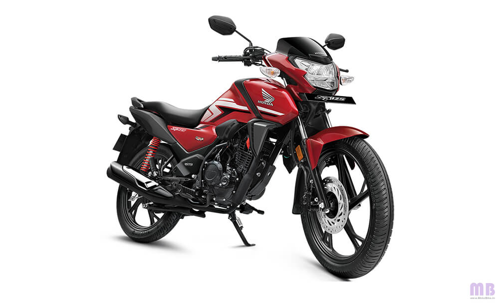 Honda SP 125 Imperial Red Metallic