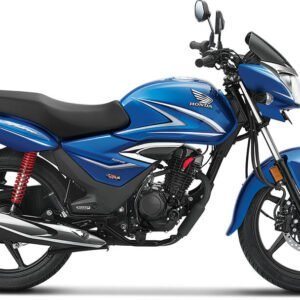 Honda Shine BS6 Athletic Blue Metallic