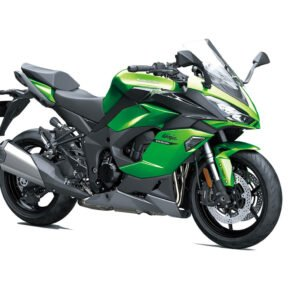 Kawasaki Ninja 1000SX - Emerald Blazed Green