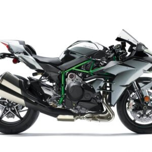 Kawasaki Ninja H2 - Mirror Coated Spark Black