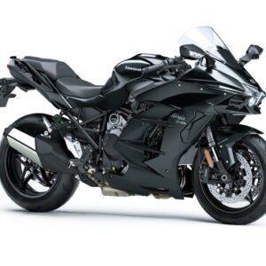 Kawasaki Ninja H2 SX - Black
