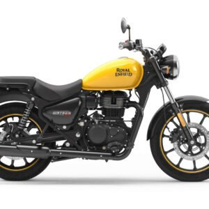 Royal Enfield Meteor 350 BS6 - Fireball Yellow