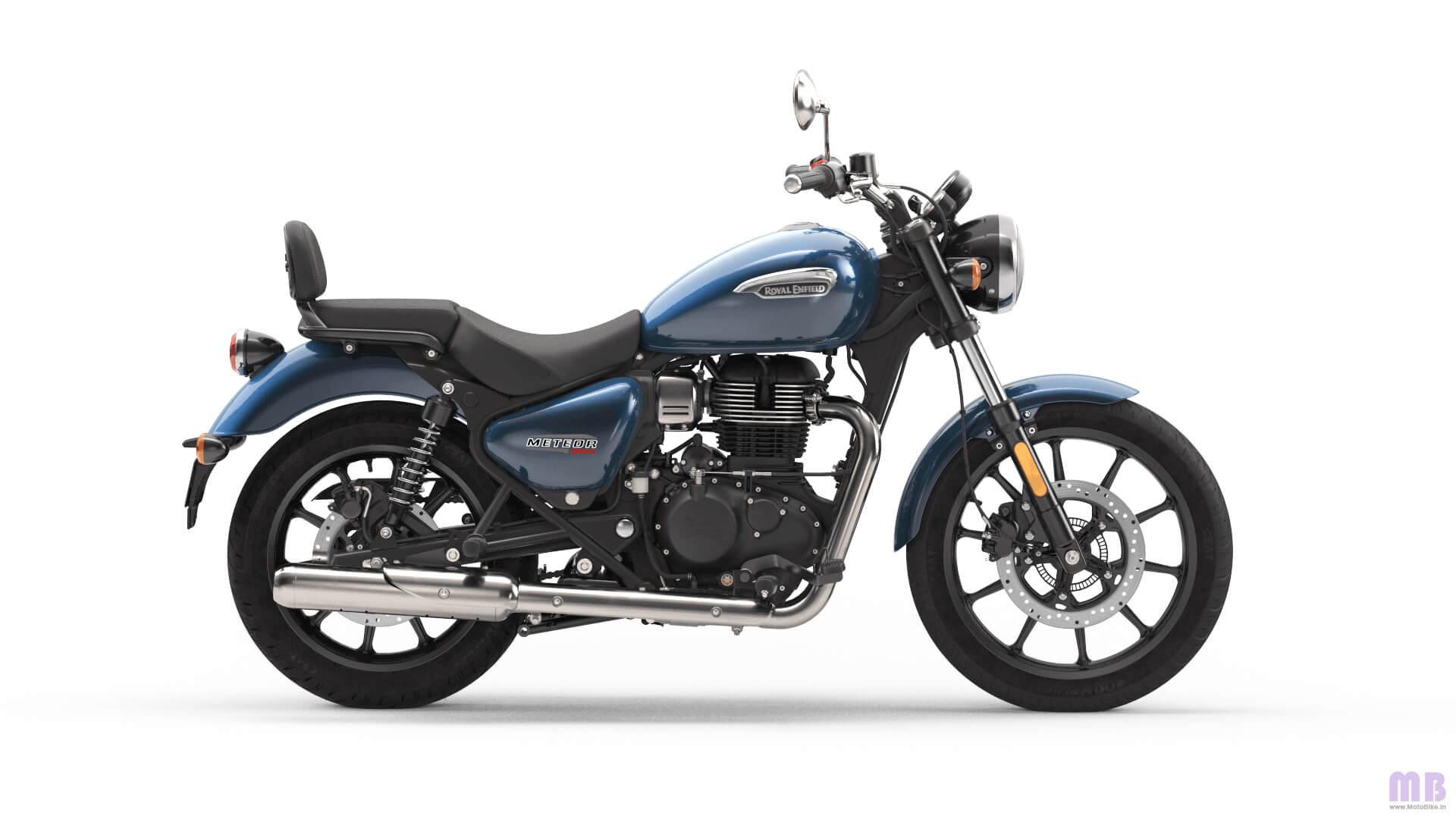 Royal Enfield Meteor 350 - Stellar Blue