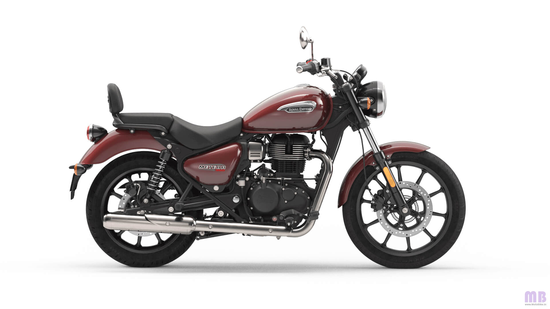 Royal Enfield Meteor 350 - Stellar Red