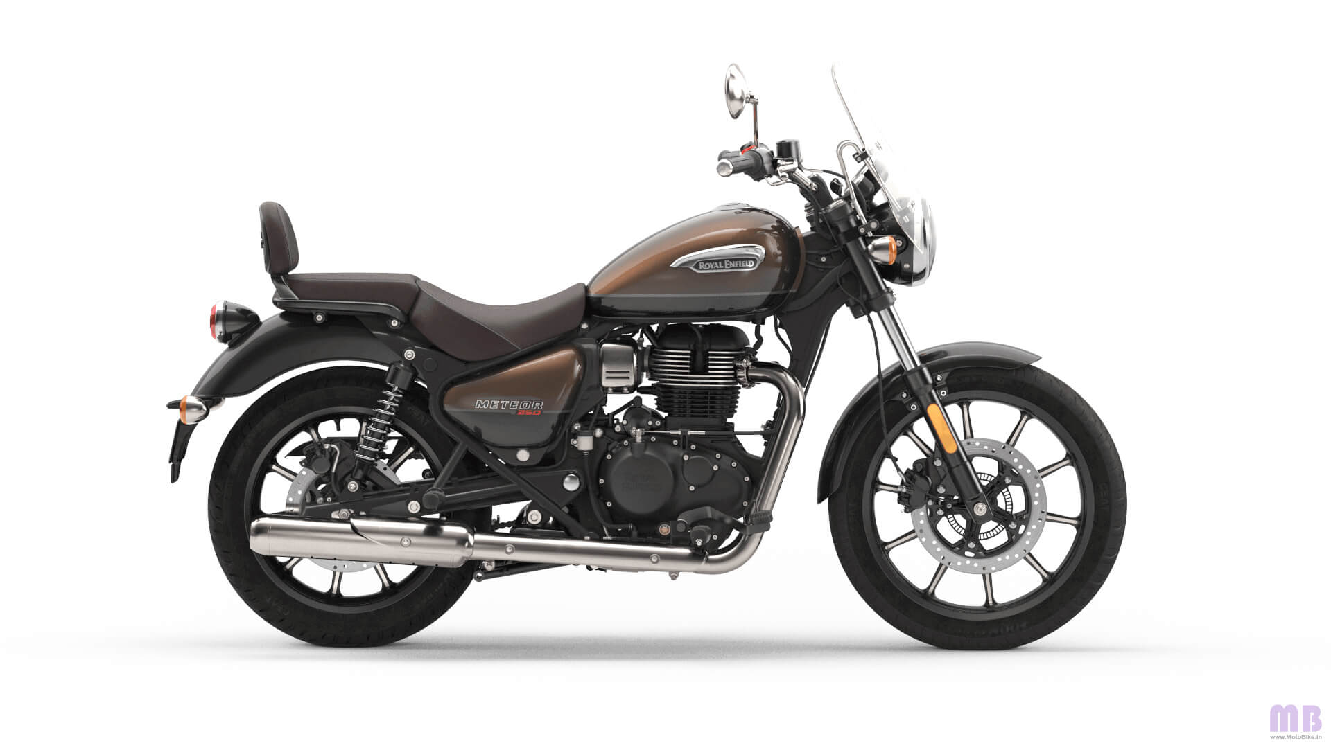 Royal Enfield Meteor 350 - Supernova Brown