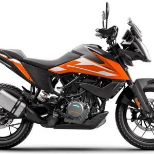 KTM 250 Adventure BS6 - Orange