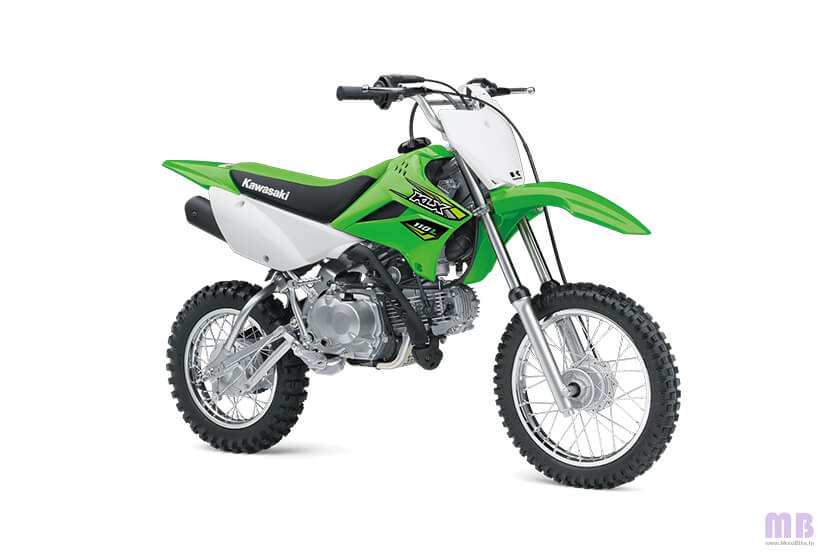 Kawasaki KLX 110 - Green