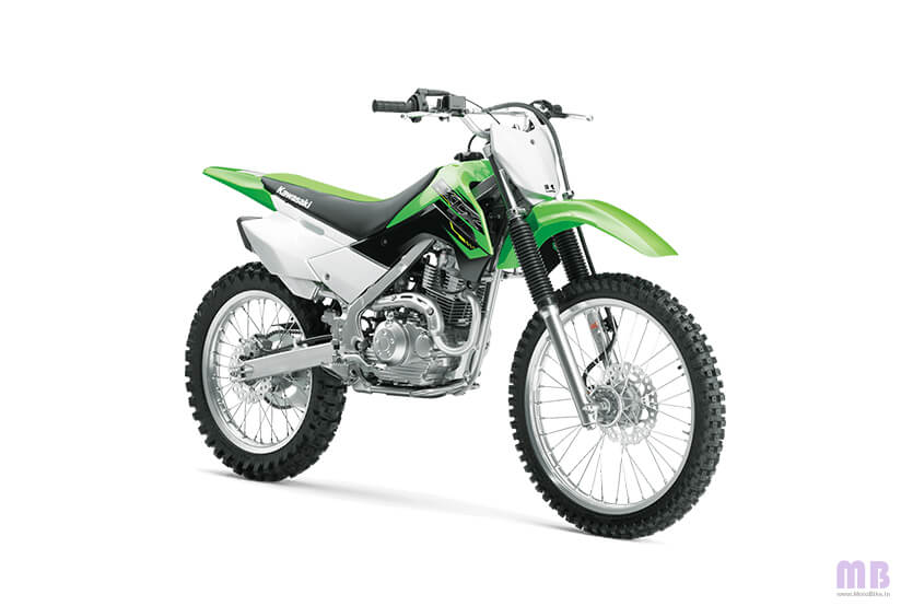 Kawasaki KLX 140G - Lime Green