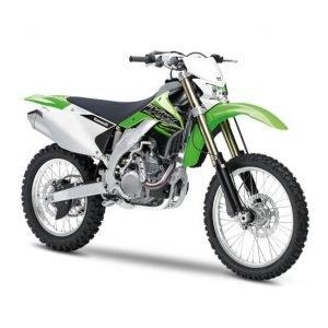 Kawasaki KLX 450R - Lime Green