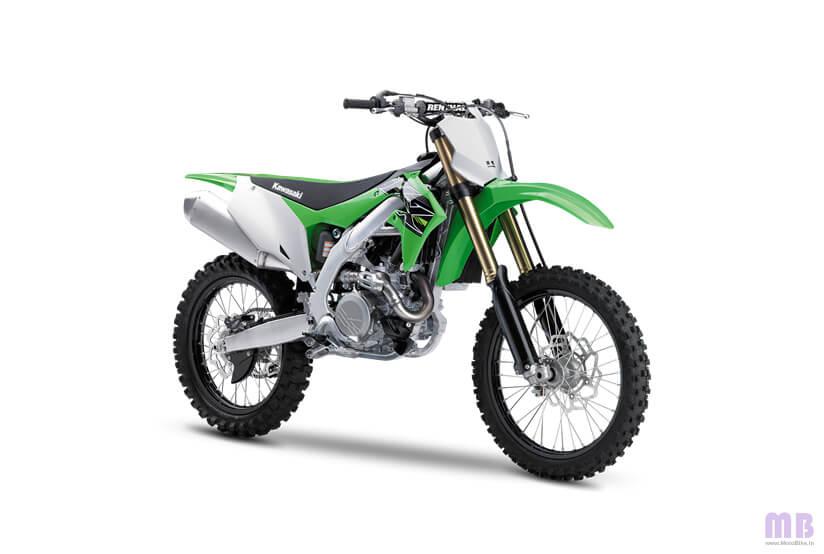 Kawasaki KX 450 - Lime Green