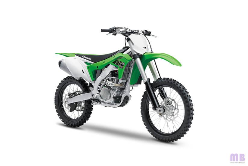 Kawasaki KX250F - Lime Green